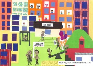 Galeria 40-lecie prace plastyczne